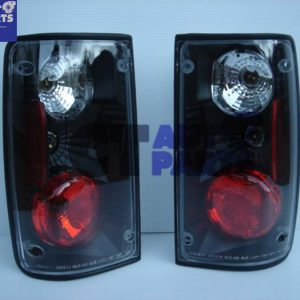 JDM Black Altezza Tail Lights for 89-97 TOYOTA HILUX UTE-0