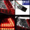 Smoked LED Tail Lights for 07-19 Mitsubishi Lancer CJ EVO X Sedan-276