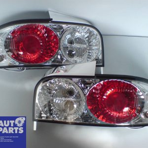 Clear Altezza Tail light for 92-00 Subaru Impreza WRX GC Sedan-0