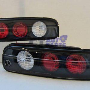 BLACK ALTEZZA TAIL LIGHT for 91-01 LEXUS SC300 SC400 SUPRA STYLE-0