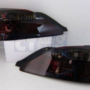 Smoked Red LED Tail lights for 99-02 NISSAN SILVIA S15 200SX Spec R -0