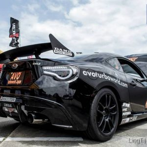 Black Full LED Sequential Tail lights for Toyota 86 GT GTS Subaru BRZ ZN6 -0