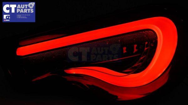 VALENTI SMOKED LED Tail light Toyota 86 GTS Subaru BRZ ZN6 Seqnential Blinker-4088