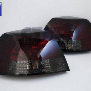 Smoked Red LED Tail Lights for Holden Commodore VE Sedan Omega SV6 SS SSV Lumina-0