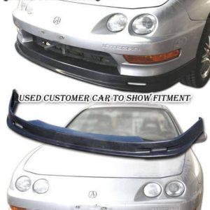 Mugen Style front bumper lip for 98-01 Honda Integra DC2 DC4 Type R VtiR-0