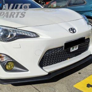 SEIBON style Front Lip for 12-16 Toyota 86 GTS GT86 FT86 ZN6-0