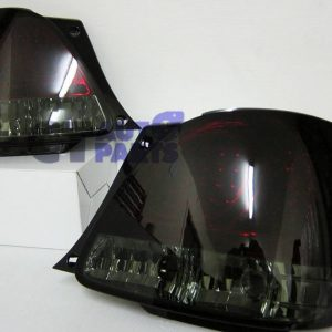 Smoked Red LED Tail Lights for 98-05 LEXUS GS300 GS400 GS430-0
