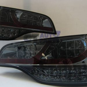Smoked LED Tail Lights AUDI Q7 05-10 Taillight RS QUATTRO FSi TDI-0