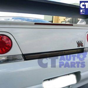 Black Centre Garnish for 95-98 NISSAN SKYLINE R33 GTR GTST GTS25T RB-0