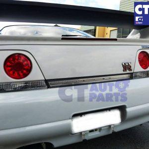 Crystal Clear Centre Garnish for 95-98 NISSAN SKYLINE R33 GTR GTST GTS25T RB-0