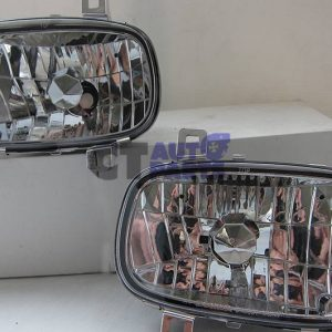 Crystal Clear Head Lights for 97-02 Mazda RX7 -0