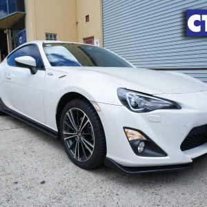 STI S Pack Style Full Bodykits Body kit for 12-16 Subaru BRZ Toyota GT86 FT86-0