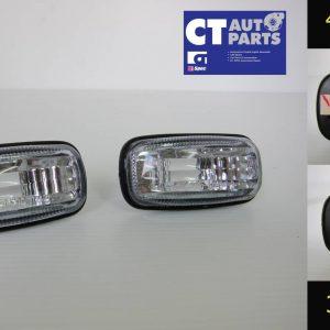 Nissan Skyline R34 / Cefiro A32 A33 GTR R33 Clear SIDE INDICATORS-0