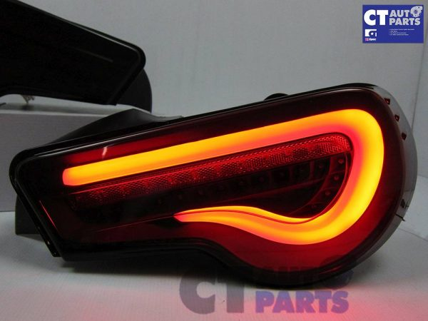 VALENTI Black Edition LED Tail light for Toyota 86 FT86 GT GTS Subaru BRZ -4781