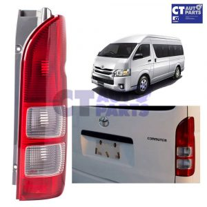 Right Driver Side Rear Tail light Lamp for 04-10 Toyota Hiace Van Commuter LWB -0