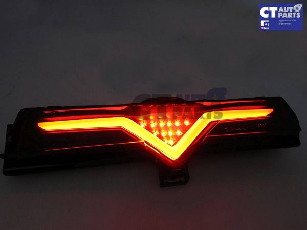 Valenti Black Edition LED Reverse Fog Light Toyota 86 FT86 GTS Subaru BRZ -5243