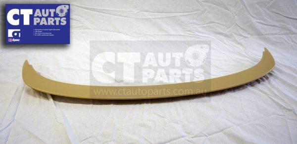 ACS Style Rear Trunk Spoiler for BMW E90 SEDAN 2006-2011-5481