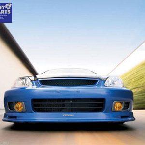 Mugen Style Front Lip for 96-98 Honda Civic EK 3D Hatch SEDAN-0