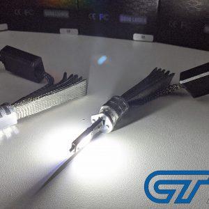 H1 8000LM 6000k CREE G20 LED Bulbs Conversion Kit-0