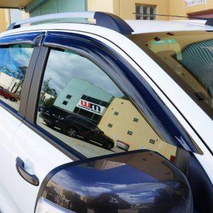Weather Shield / Window Visor Ford Ranger MK1 MK2 11-20 Wildtrack Double Cab-0
