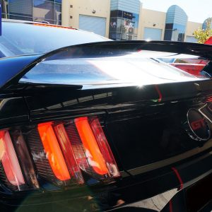 (UNPAINTED) GT350 GT350R STYLE REAR TRUNK SPOILER WING for 15-17 FORD MUSTANG-0
