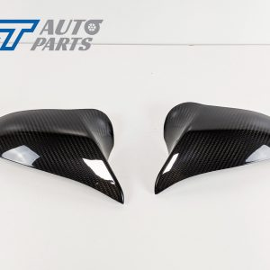 DRY CARBON Mirror Covers for 14-17 BMW M3 M4 F80 F82 F83-0