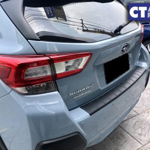 Subaru XV 12-19 SUV Rear Cargo Panel / Step Panel (Resin) SCRATCH RESISTANCE NEW-0