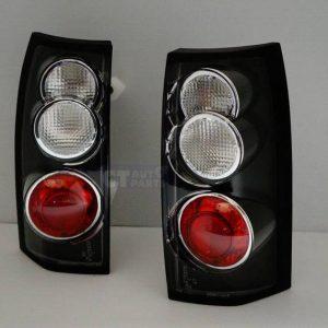 Holden VT VX VY VZ HSV UTE WAGON Altezza Black Tail Lights-0