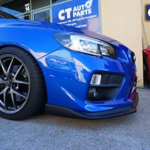 CS Style Full Bodykits Body kit for 14-19 Subaru WRX STI V1 Premium ( Matte Black)-0