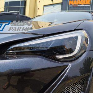 OEM Style VLAND LED DRL Projector Headlight Dynamic Signal for 2012-2020 Toyota 86 GTS / Subaru BRZ -0