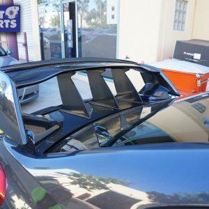 Wing Spoiler Stabilizer for STI Style Spoiler Subaru WRX / STI MY14-MY19-0
