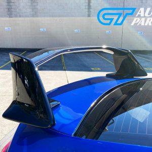 AERO Style Carbon Blade (BLACK) Rear Trunk Spoiler MY12-20 Toyota 86 / Subaru BRZ -0