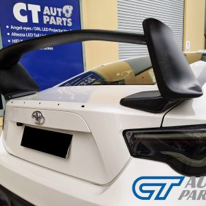 AERO Style ABS Rear Trunk Spoiler For MY12-20 Toyota 86 / Subaru BRZ (UNPAINTED)-0