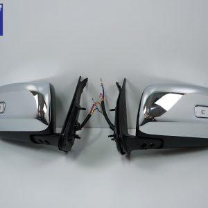 Power Electric Door Mirror LED Indicator Light for 11-14 Toyota Hilux SR SR5 Workmate-0