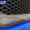 Dry Carbon Front Grille Cover For 14-17 Subaru WRX STI V1 Premium-10810