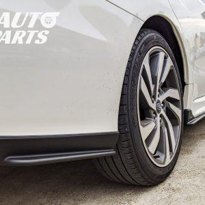STI Style Rear pod Rear lip for 14-19 Subaru LEVORG Wagon -0
