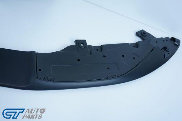BMW M3 F80/ M4 F82 M Performance ABS Matte Black Front Lip / Carbon Splitters -11440