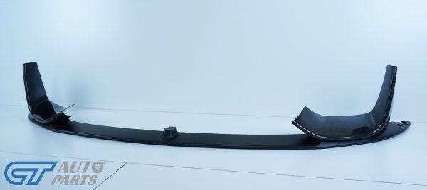 BMW M3 F80/ M4 F82 M Performance ABS Matte Black Front Lip / Carbon Splitters -11444