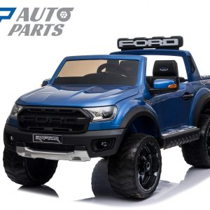 Licensed Ford Ranger Raptors Electric Kids Ride on Car Truck Children Toy Remote Blue-0