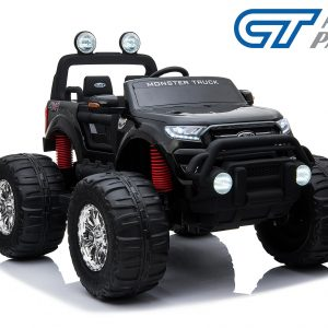 Licensed 4WD Ford Ranger Car Monster Truck Kid Toy Rid on Remote Control Black-0