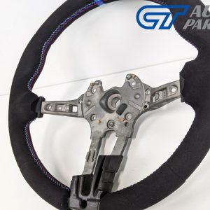 M Performance Style Alcantara Racing Steering Wheelfor BMW M3 M4 F80 F82 Competition Pure CS -0