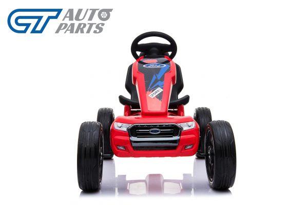 Ford Ranger Kids GO KART Racing Car Ride on Toy Car Children Bike Red-12468