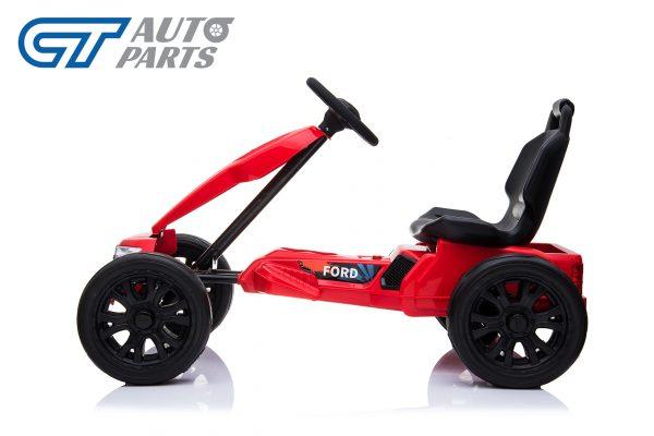 Ford Ranger Kids GO KART Racing Car Ride on Toy Car Children Bike Red-12471