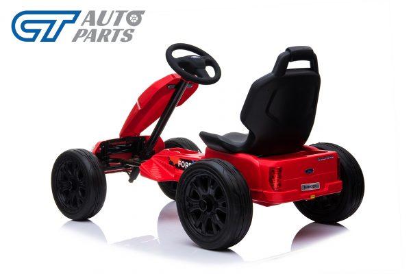 Ford Ranger Kids GO KART Racing Car Ride on Toy Car Children Bike Red-12472