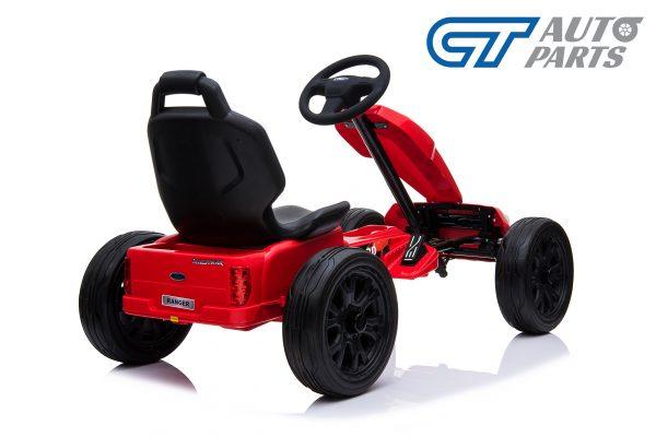 Ford Ranger Kids GO KART Racing Car Ride on Toy Car Children Bike Red-12474