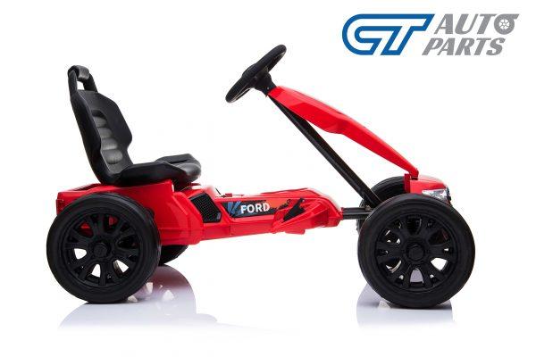 Ford Ranger Kids GO KART Racing Car Ride on Toy Car Children Bike Red-12476