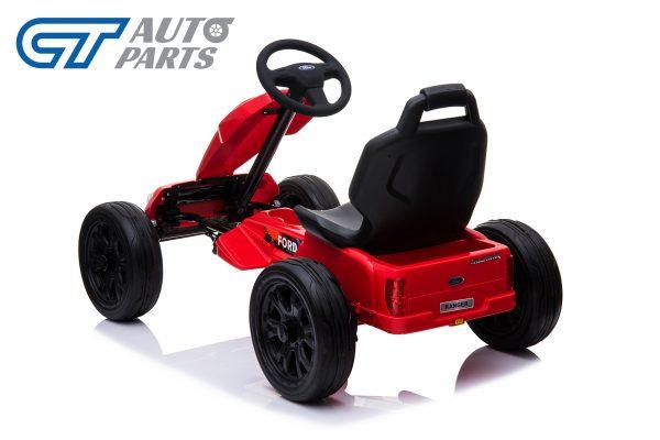 Ford Ranger Kids GO KART Racing Car Ride on Toy Car Children Bike Red-12480