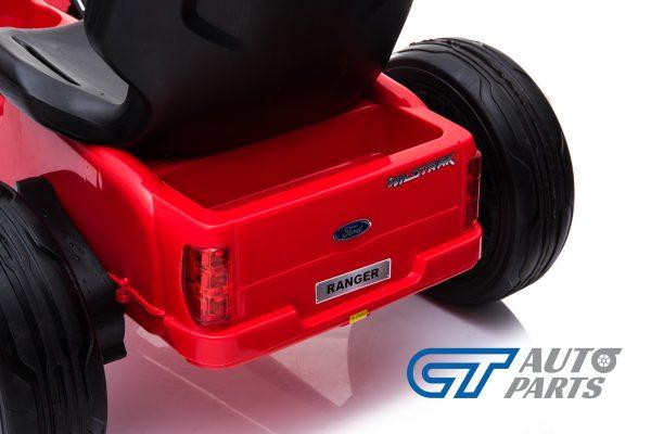 Ford Ranger Kids GO KART Racing Car Ride on Toy Car Children Bike Red-12481