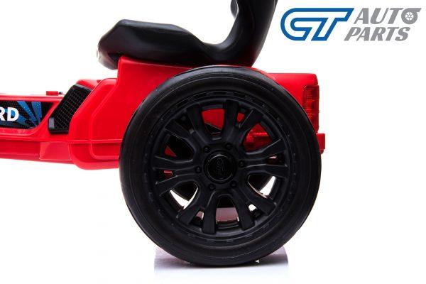 Ford Ranger Kids GO KART Racing Car Ride on Toy Car Children Bike Red-12482