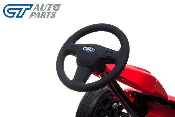 Ford Ranger Kids GO KART Racing Car Ride on Toy Car Children Bike Red-12484